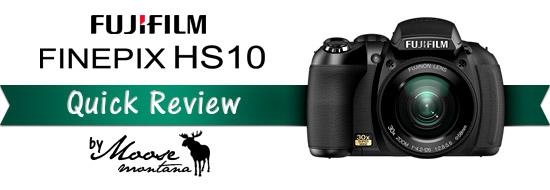 Fuji HS10 Review
