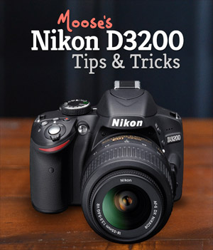 Nikon D3200 Tips