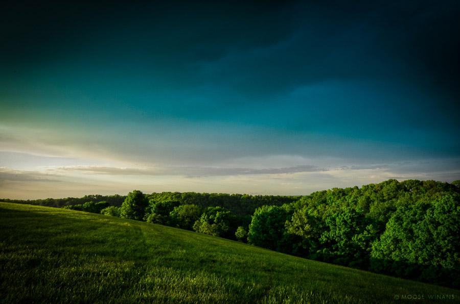 NIkon D5100 Landscape Settings