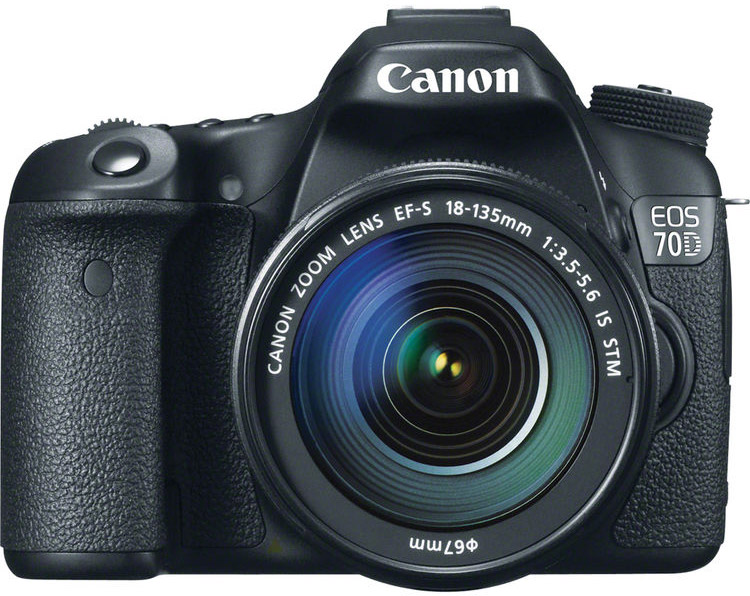 Canon 70D Cheat Cards