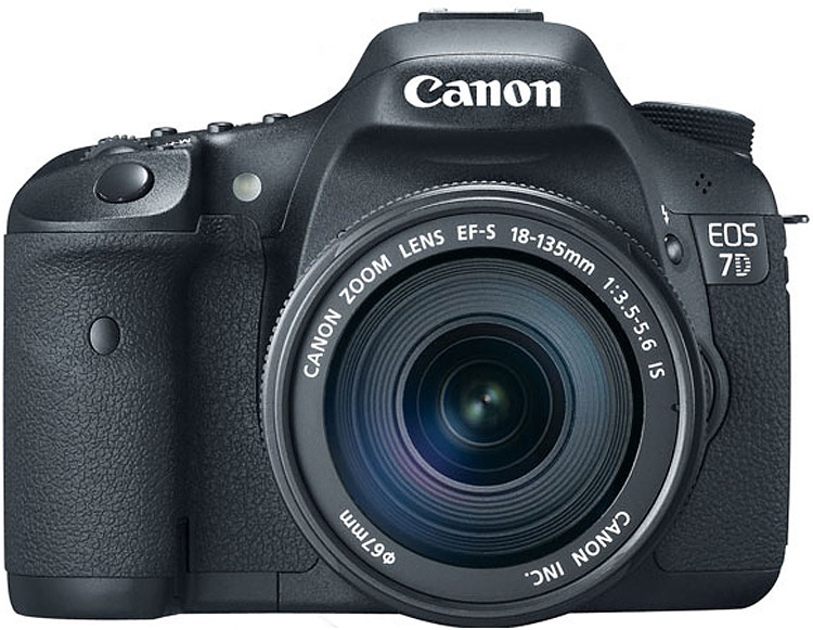 Canon 7D Cheat Cards