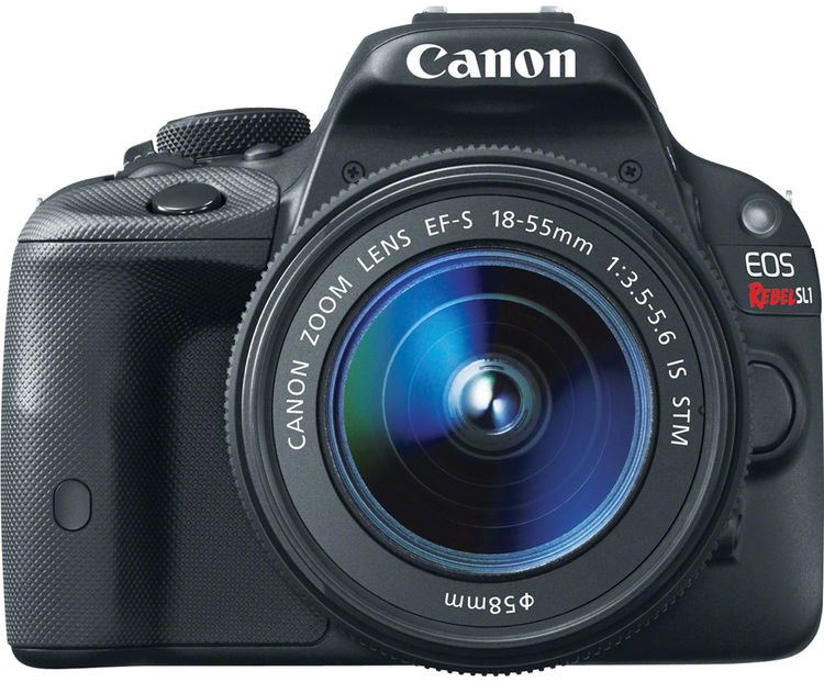 Canon SL1 Cheat Cards