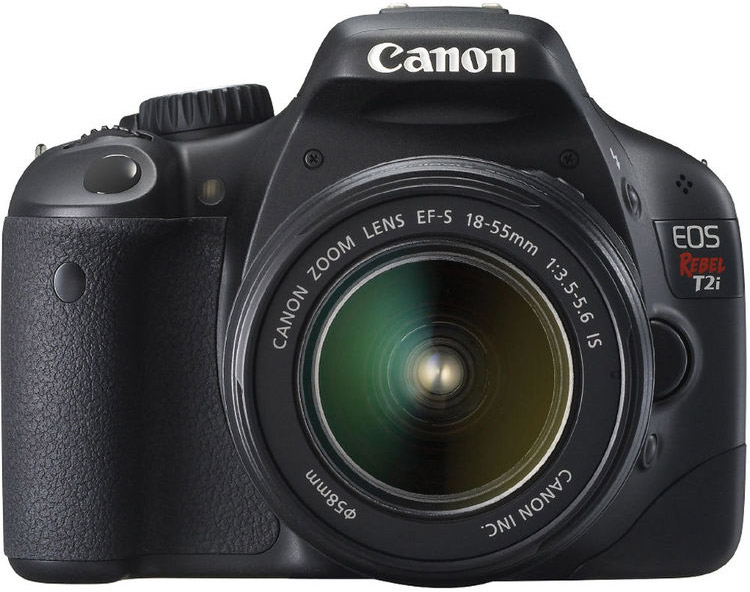 Canon T2i Cheat Cards