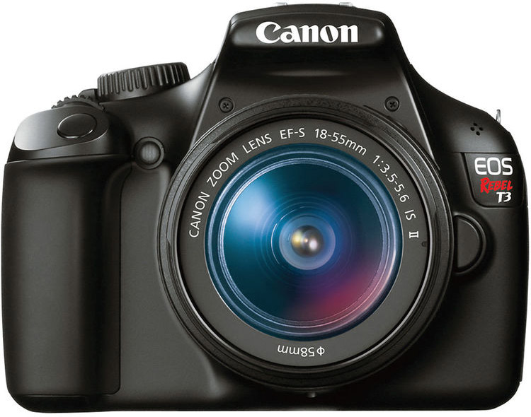 Canon T3 Cheat Cards
