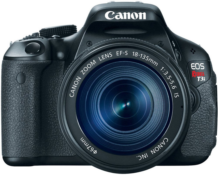 Canon T3i Cheat Cards