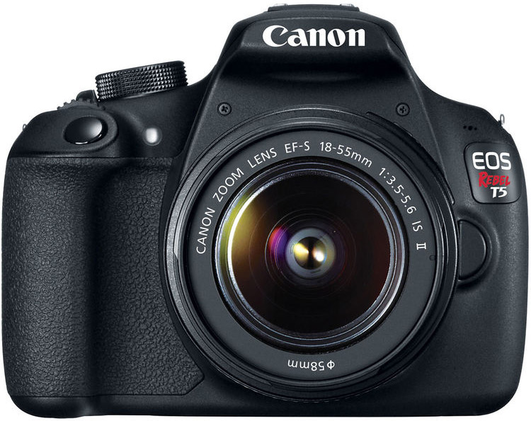 Canon T5 Cheat Cards