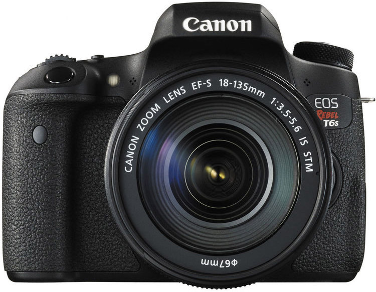 Canon T6s Cheat Cards