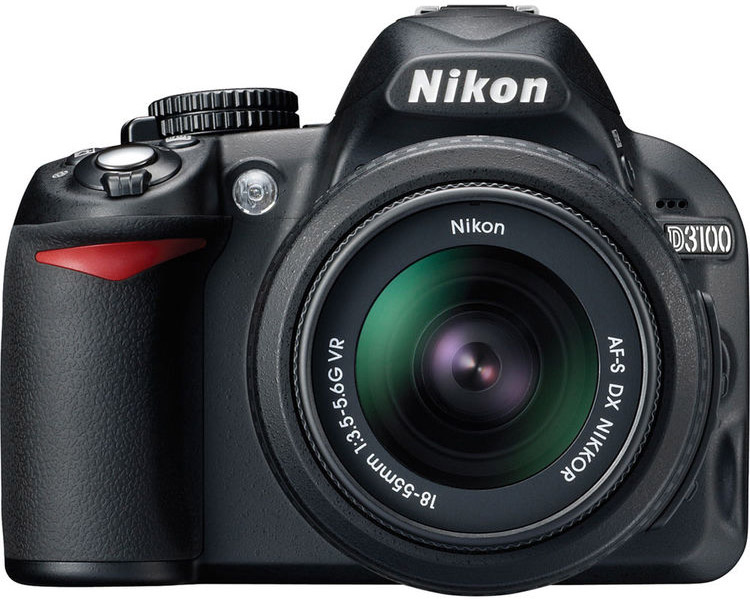 Nikon D3100 Cheat Cards