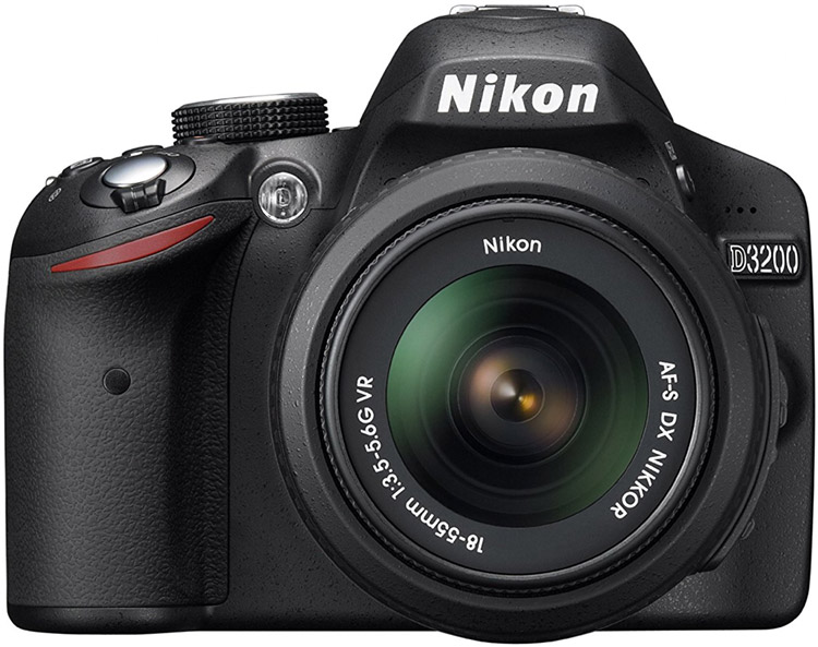 Nikon D3200 Cheat Cards