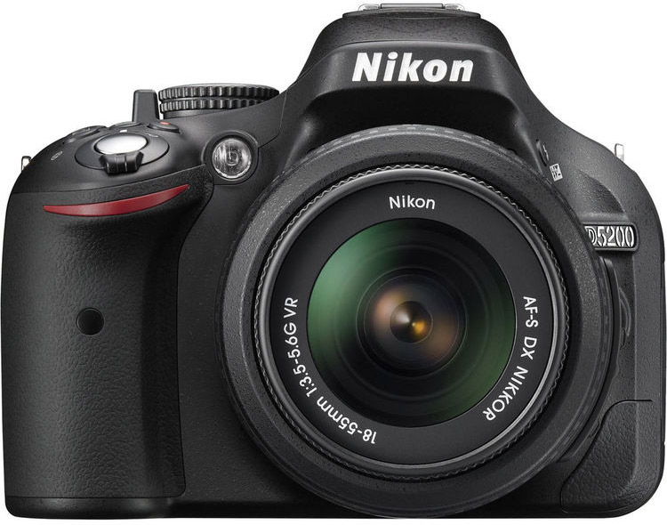Nikon D5200 Cheat Cards