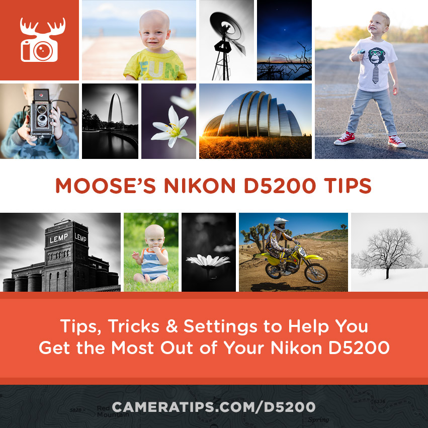 Nikon D5500 Vs D7200 >> Moose's Nikon D5200 Tips, Tricks & Best Settings