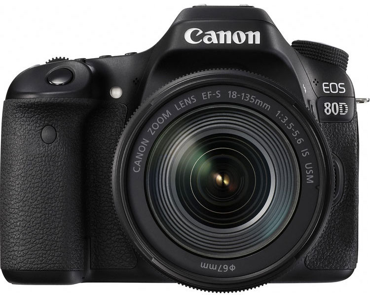 Canon 80D Cheat Cards