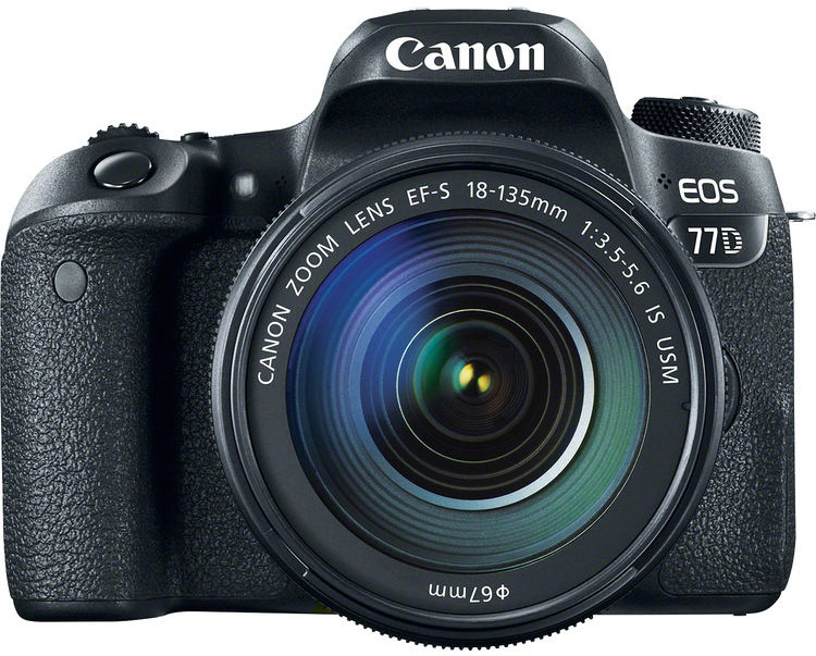 Canon 77D Cheat Cards